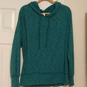 Green Tea sweatshirt